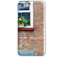 Homer Graffiti Quote iPhone Case/Skin