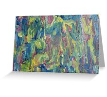 ABSTRACT 426 Greeting Card