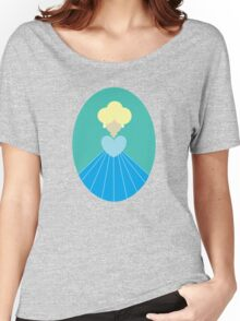 Simplistic Princess #1 Women's Relaxed Fit T-Shirt