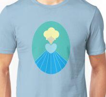 Simplistic Princess #1 Unisex T-Shirt