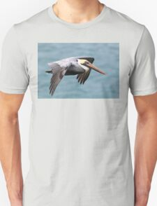 Pelican in Flight Unisex T-Shirt