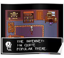 Papyrus Internet Poster