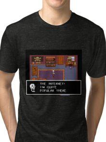 Papyrus Internet Tri-blend T-Shirt