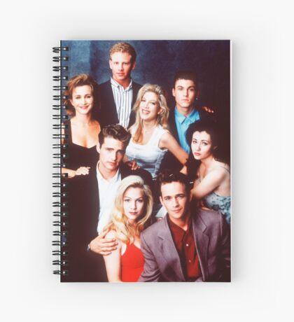 90210 Spiral Notebook