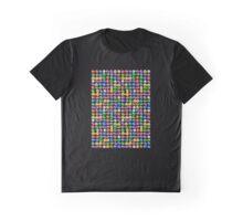 Puyo Puyo pattern v2 Graphic T-Shirt