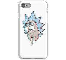 3D Dimension Rick Sanchez iPhone Case/Skin