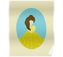 Simplistic Princess #4 Poster