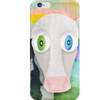 The Cow Who Freed Himself iPhone Case/Skin