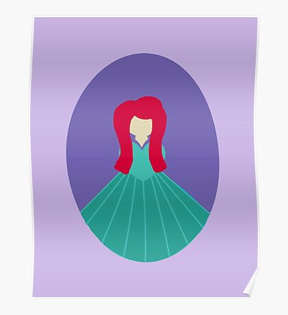 Simplistic Princess #5 Poster