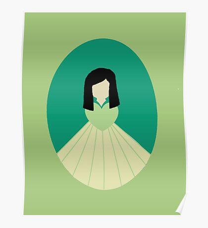 Simplistic Princess #7 Poster