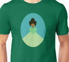 Simplistic Princess #9 Unisex T-Shirt