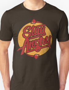 STAY ANGRY T-Shirt