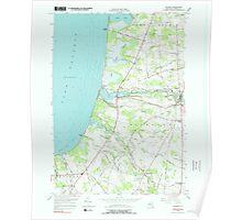 New York NY Pulaski 136834 1956 24000 Poster