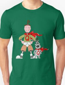 Quailman and Dougie T-Shirt