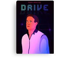 Alternative Drive Artwork Canvas Print