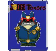 Totoro Judge iPad Case/Skin