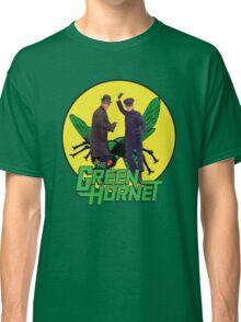 Funny Green Hornet Classic T-Shirt