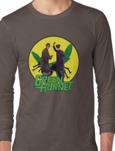 Funny Green Hornet Long Sleeve T-Shirt