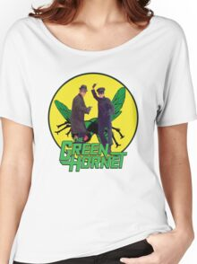 Funny Green Hornet Women's Relaxed Fit T-Shirt