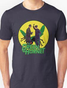 Funny Green Hornet Unisex T-Shirt