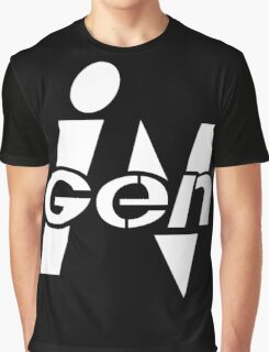 Spared no Expense - Sleek Corporate Logo Graphic T-Shirt