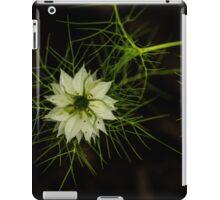 Nutmeg Flower 2 iPad Case/Skin