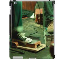 Kicking That Beat iPad Case/Skin