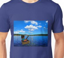 Minecraft: Fishing in reallife Unisex T-Shirt