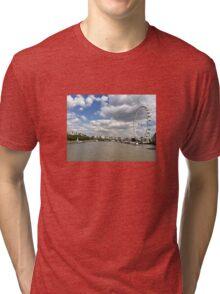 London Eye Tri-blend T-Shirt