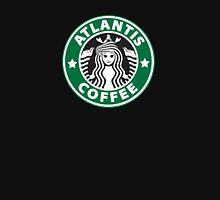 Atlantis Coffee Womens Fitted T-Shirt