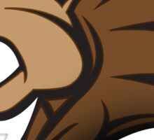 Lion Graphic Sticker
