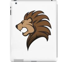Lion Graphic iPad Case/Skin