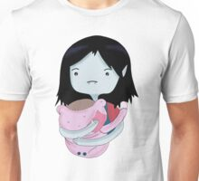 Marcy with Hambo Unisex T-Shirt