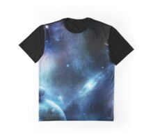 The Blue Universe  Graphic T-Shirt