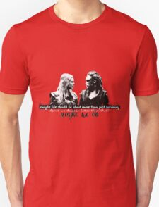 CLEXA: MAYBE WE DO T-Shirt
