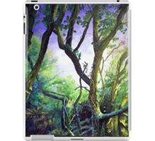 A walk in the Woods iPad Case/Skin
