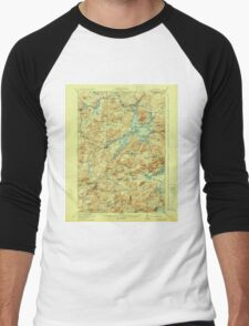 New York NY Cranberry Lake 140578 1921 62500 T-Shirt