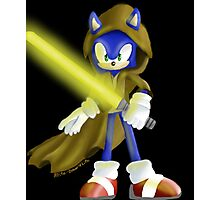 Sonic Skywalker Photographic Print