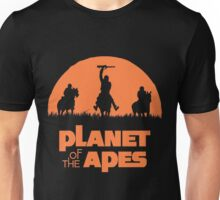 Monkey Warriors Unisex T-Shirt