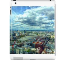 Aerial London iPad Case/Skin