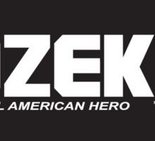 BOZEK - Real American Hero Sticker