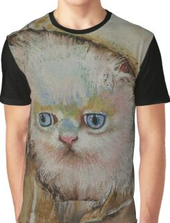 Eskimo Kitten Graphic T-Shirt