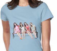 SNSD: Girl's Generation Womens Fitted T-Shirt