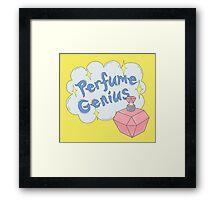 Perfume Genius tee Framed Print