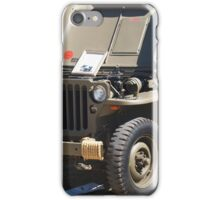 Ford GPW 1945 iPhone Case/Skin