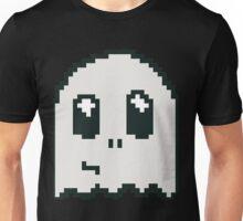 8-bit ghost Unisex T-Shirt