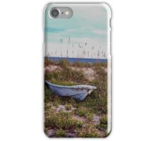 Nostalgic for the high seas iPhone Case/Skin