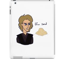 tfw sand iPad Case/Skin