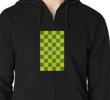 Norwich FC Gifts Zipped Hoodie