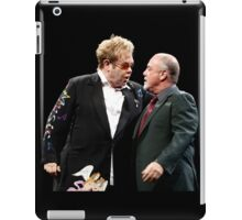 BILLY JOEL ELTON JOHN iPad Case/Skin